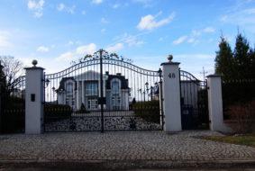 Bielsko-B. budowa budynku jednorodzinnego