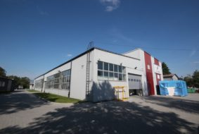 Czechowice-Dz. modernizacja hali