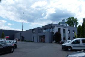 Bielsko-B. ULEX-rozbudowa obiektu hali