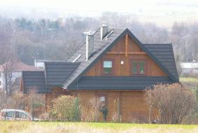 Zarzecze budowa budynku jednorodzinnego